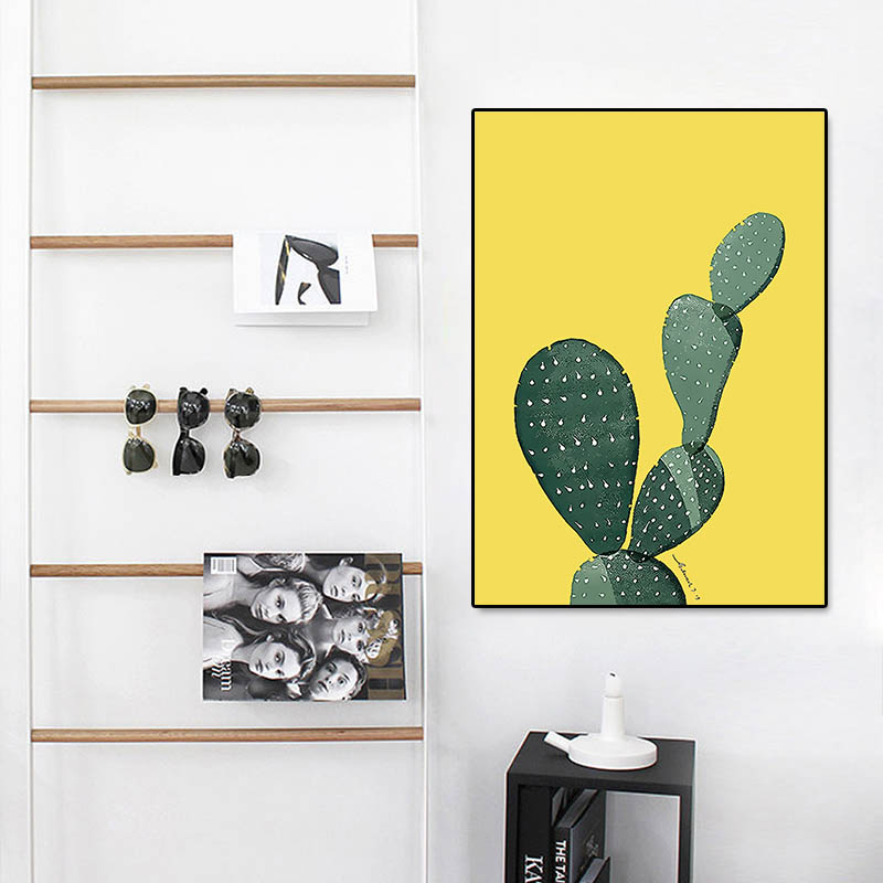 Posters And Prints Wall Art Canvas Painting Colored background ...