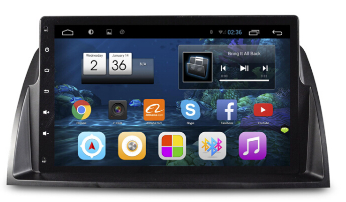 9inch 1024x600 Touch Screen 1 6ghz 16gb Quad Core Android