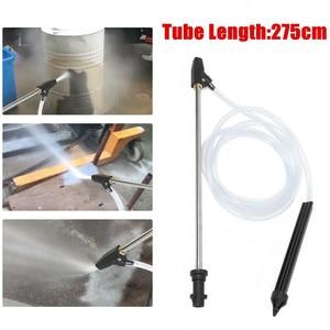 Image 3 - Lavaggio a spruzzo pistola di Sabbia Blaster Bagnato Sabbiatura Rondella Sabbiatura Kit del Dispositivo Ad Alta Pressione d90710