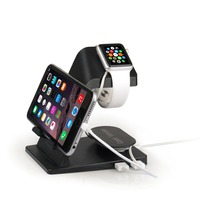 Portable Desktop USB Charger Charging Station Stand Holder For Apple Watch For IPhone 5 6 Plus