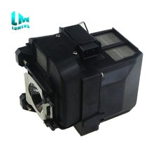 for V13H010L75 for ELPLP75 Compatible Projector Bulb for Epson EB-1940W EB-1945W EB-1950 EB-1955 EB-1960 180 days warranty
