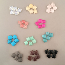 Fashion Jewelry Findings,Components,Packaging,Display,Tools and Equipments clover stone Charms order by customer's design parts
