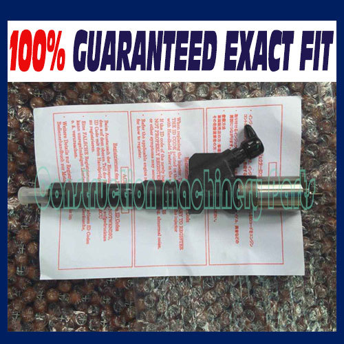 Genuine Orignial Diesel Common Rail Injector 095000-1211 For Komatsu Excavator 6156-11-3300