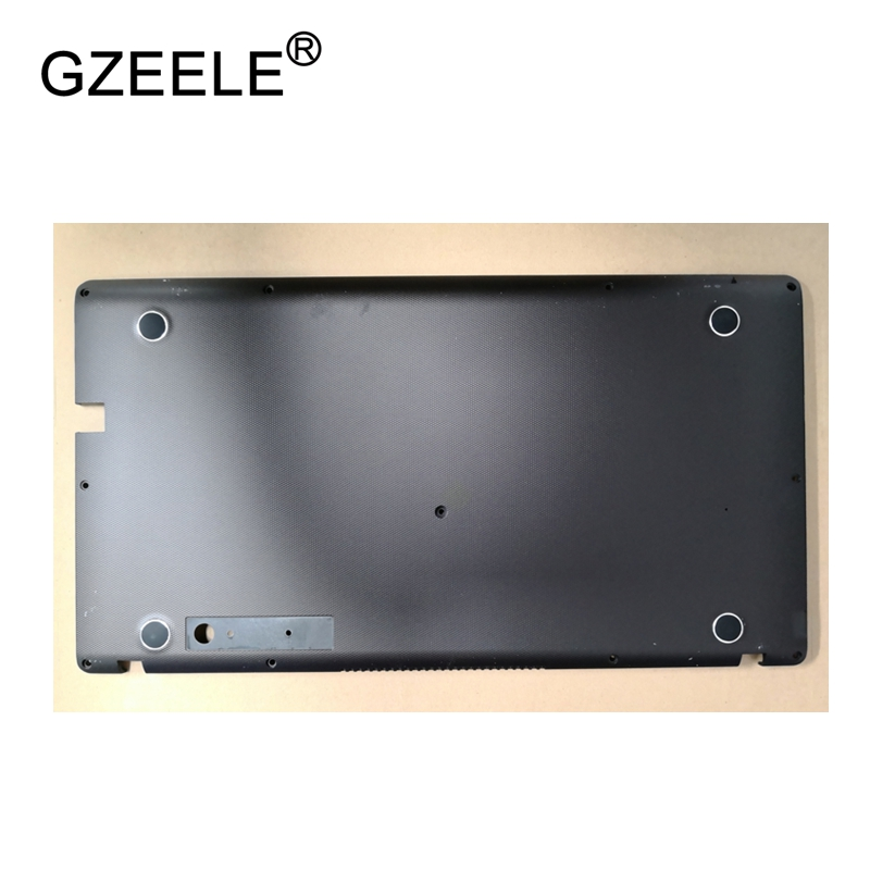 GZEELE New Laptop Bottom Base Case Cover For Toshiba U840w U845w Base Chassis D Cover Case shell lower cover BLACK gzeele for lenovo for ideapad y570 y575 bottom base cover case new orig d cover case d shell cover laptop bottom case with hdmi