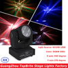 4 Unit Newest 60W High Power Super Beam Lights 4X10W RGBW 4IN1 LED Moving Head Stage