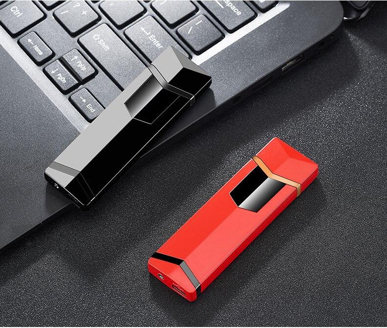 Briquet électrique (Recharge par USB)