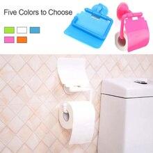 Аксессуары для ванной держатель для туалетной бумаги с туалетным дозатор держателя для бумаги настенный пластиковый туалетный бумажный полотенце