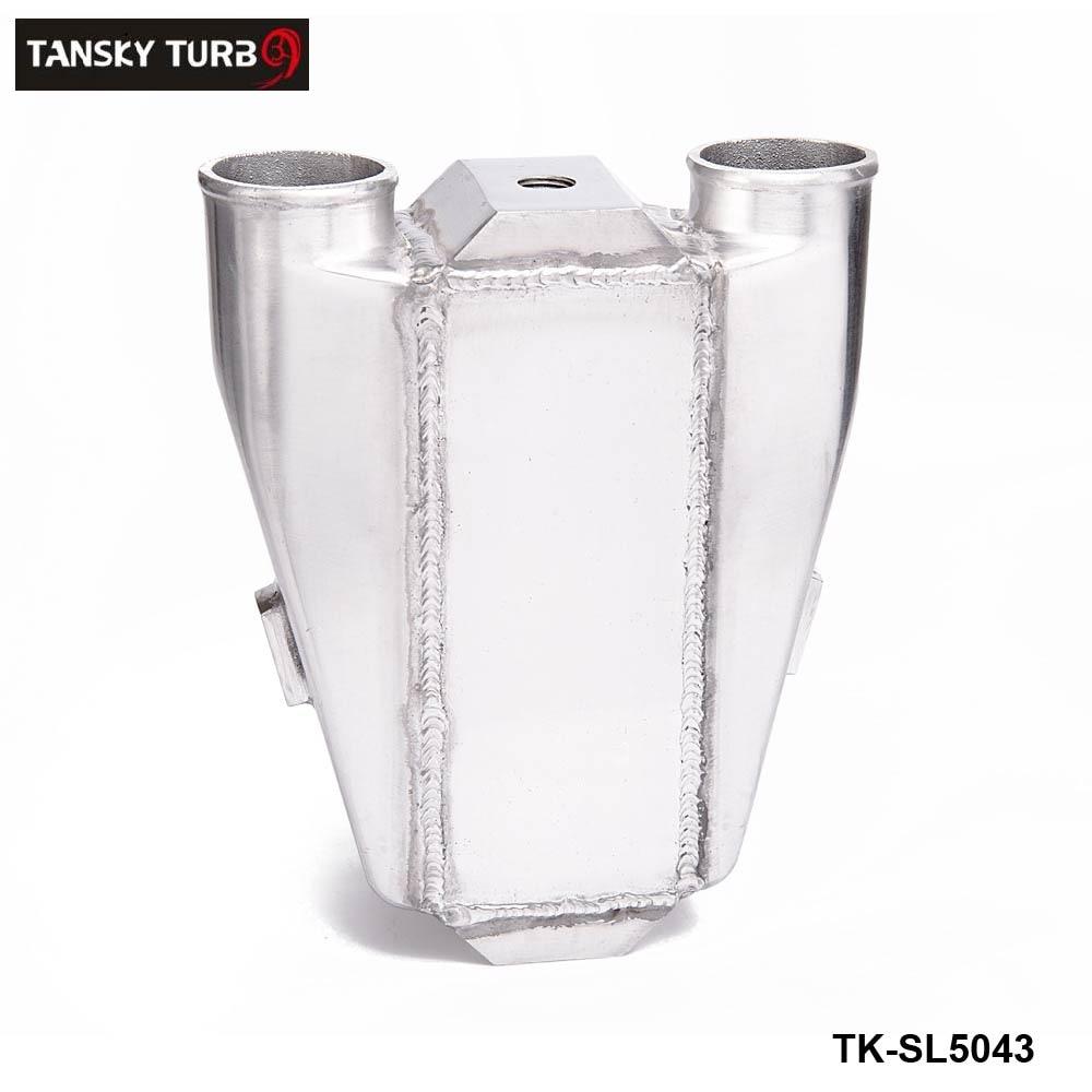 """Prix pour TANSKY-Universal Eau En Aluminium À Air Turbo Intercooler Montage Avant 9.5 """"X 11"""" X 3.5 """"entrée/Sortie: 2.5"""" TK-SL5043"""