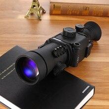 DN650 Six-fold High Definition Infrared Night Vision Hunting Patrol Mirror Single Telescope