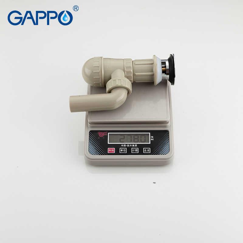 GAPPO 排水浴槽ポップアップ排水流域自家製シンク排水浴室排水浴室シャワー水切りストレーナー