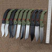 29UXTGH viajero XL 10 modelos de cuchillo de supervivencia plegable 8CR13MOV hoja plegable TANTO para acampar al aire libre cuchillos de herramientas EDC de supervivencia