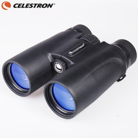 Celestron 10x42 Binocular Quality Telescope Hunting Compact High Power Binoculars Night Vision Binoculo Field Glasses Spyglass