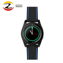 T2 Upgraded version NO.1 G6 Smart Watch  Heart Rate Monitor Fitness Tracker SMS Reminder Remote Camera for Android iOS PK T2 T3