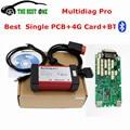 Potente Escáner Multidiag PRO Sola Placa PCB Verde + 4G TF Card + Bluetooth TCS CDP PRO 2014. R2 Keygen Multi-Diag Envío Gratis