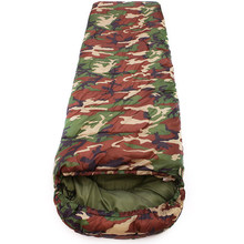 Cm Cotton Camouflage Camping Sleeping Bag Degree Envelope Style Army Or Military Sleeping Mat Bags