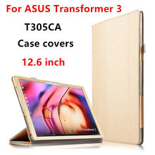 Case For ASUS Transformer 3 Protector Smart cover Leather Fo