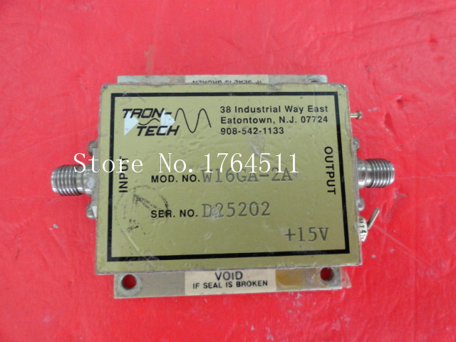 [BELLA] RON-TECH W16GA-2A 15V SMA Supply Amplifier