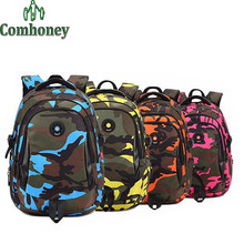 Camouflage School Backpacks for Boys Girls Children School Bags Kids Military Backpack Orthopedic School Backpack Schoolbags