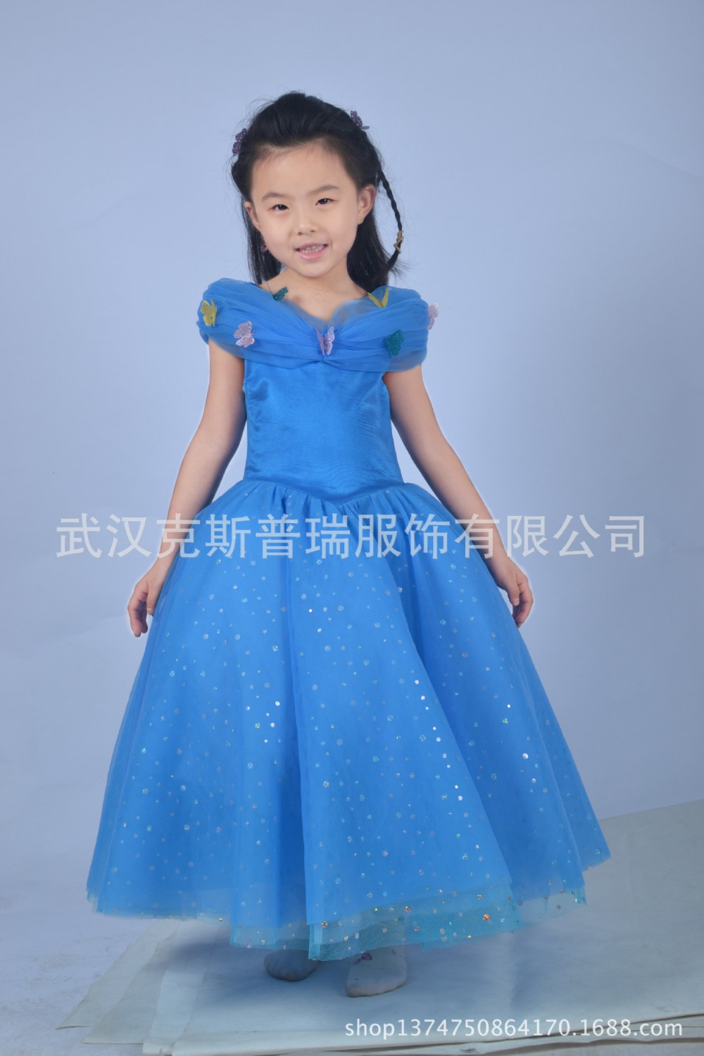 Dress 2015 cinderella gowns prom dresses blue movie cosplay dress 2015 cinderella gowns prom dresses blue movie cosplay costume cinderella spring dresses girls in dresses from mother kids on aliexpress ombrellifo Image collections