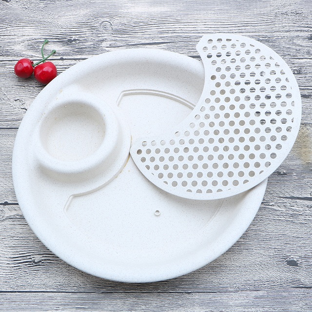 High Quality Multipurpose Plastic Dumplings Dish Fruit Bowl Dual-layer Disc Plate Draining Salver Kitchen  sc 1 st  AliExpress.com & High Quality Multipurpose Plastic Dumplings Dish Fruit Bowl Dual ...