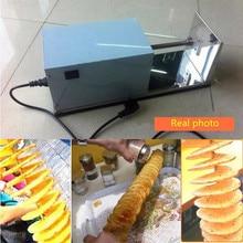 Excellent Quality Spiral Potato Cutter Machine   ZF