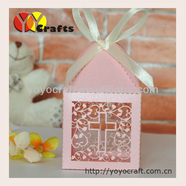 Gift Box Wedding Invitations: Promotion Cheap Gift Boxes 50pieces/lot ,laser Cut