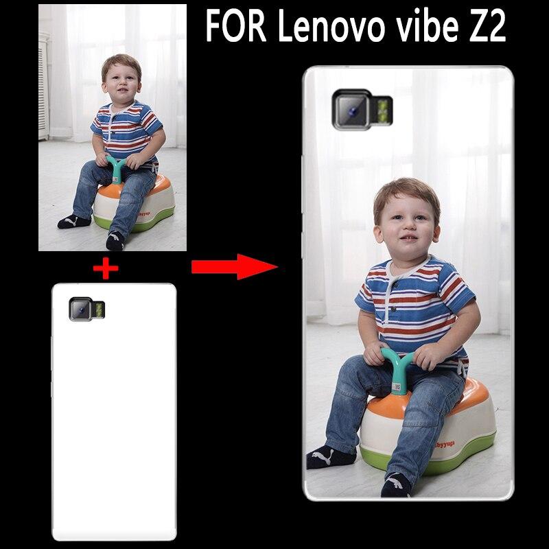 Mosirui персонализированные Индивидуальные DIY чехол для lenovo vibe Z2 HD УФ-печати ТПУ Мягкий силиконовый чехол