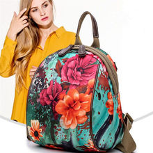 New arrivals Women Backpacks nylon Backpack Female Trendy backpack Designer School Bags Teenagers Girls Travel Mochilas