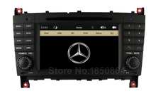 Original UI Car DVD Player for Mercedes/Benz C Class W203 W219 C200 C220 C230 C240 C250 C270 C280 CLK200 CLK220 with GPS BT