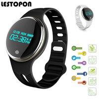 Sport Fitness Bracelet Fashion Bluetooth 4 0 Smart Band Waterproof Swimming Tracker Anti Lost Wristband Watch