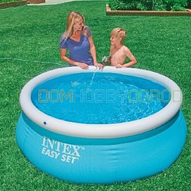 6ft x 20in Facile Ensemble Gonflable Piscine 28101 - 2