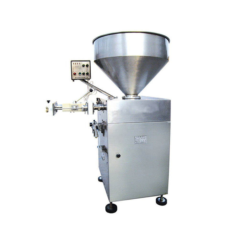 Automatic Sausage Filling And Twisting Machine ,  Sausage Stuffing Equipment