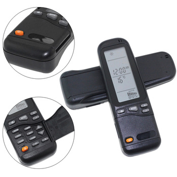 1PC New Arrival Air Remote Control Black Air Conditioner Remote Controller For Airwell Electra RC-3 RC-4 RC-7 WMZ 12ST 1