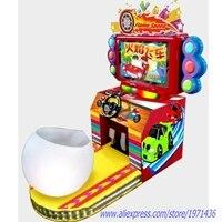 Tani Sprzęt Sonic Rozrywki Monety Dzieci Drive Ogień Samochód Wyścigowy Gry Maszyny