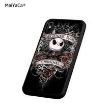 Jack skull soft silicone edge mobile phone cases for apple iPhone x 5s SE 6 6s plus 7 7plus 8 8plus XR XS MAX case стоимость