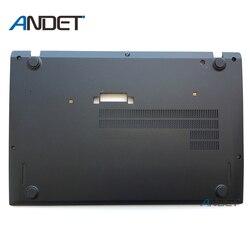 Nowy oryginalny dla Lenovo ThinkPad T460S T470S dolnej skrzynki tylna Shell pokrywa 00JT981 SM10H22117