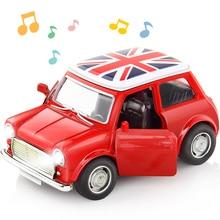 1:38 сплава автомобилей Потяните DIECAST модель игрушки Звук Свет коллекция Brinquedos машинки автомобили игрушки для мальчиков для детей детские новогодние игрушки