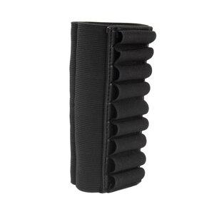 Image 5 - Airsoft Rifle Hunting Tactical Shotgun Shells 8/9 Butt cartridge Stock Shell Holder Elastic Fabric Shotshell Ammunition