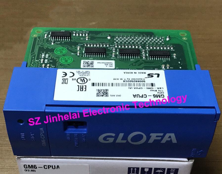 100% New and original GM6-CPUA LS(LG) CPU UNIT цена