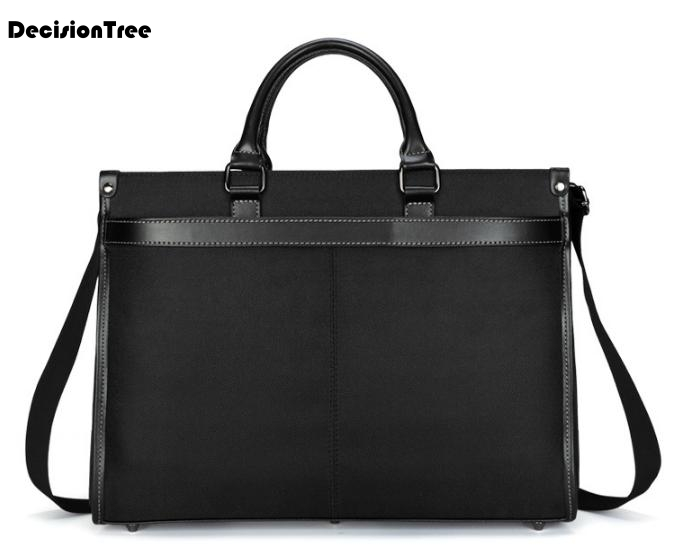 2018 Fashion Simple Style Business Men Briefcase Bags Cool Practical Oxford Laptop Bags Casual Man Shoulder Computer Bags L4102018 Fashion Simple Style Business Men Briefcase Bags Cool Practical Oxford Laptop Bags Casual Man Shoulder Computer Bags L410