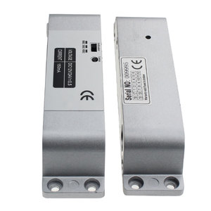Image 2 - تصميم جديد سطح شنت مسمار كهربائي قفل DC12V فشل آمنة لباب خشبي ديدبولت NC وضع فشل مزلاج باب الالكترونيات آمنة
