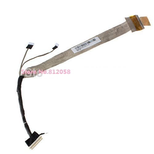 NEW LCD Cable For Acer Aspire 7730 7230 7530 7530G 7730G eMachines G420 G620 G520 G720 ZY6 laptop Video Cable P/N DD0ZY6LC100