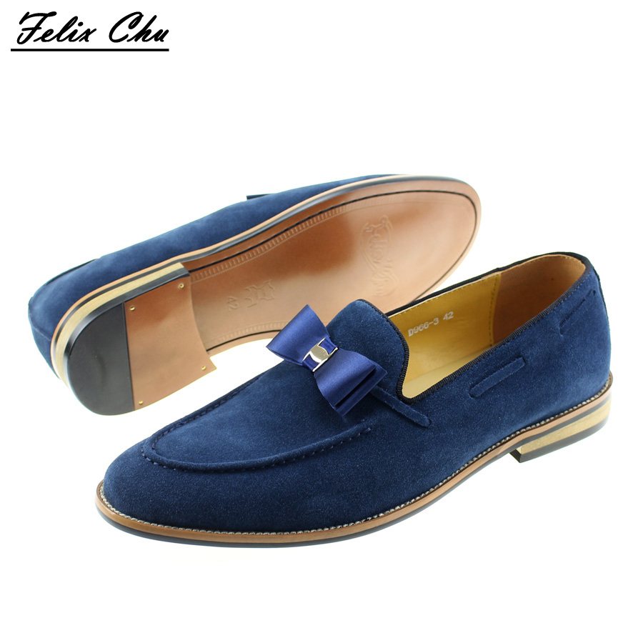 2017 Fashion Men Wedding Party Flats Casual Shoes Loafers Slip On Cow Suede Leather Man Driving Blue Shoe Comfortable Footwear new arrival high genuine leather comfortable casual shoes men cow suede loafers shoes soft breathable men flats driving shoes