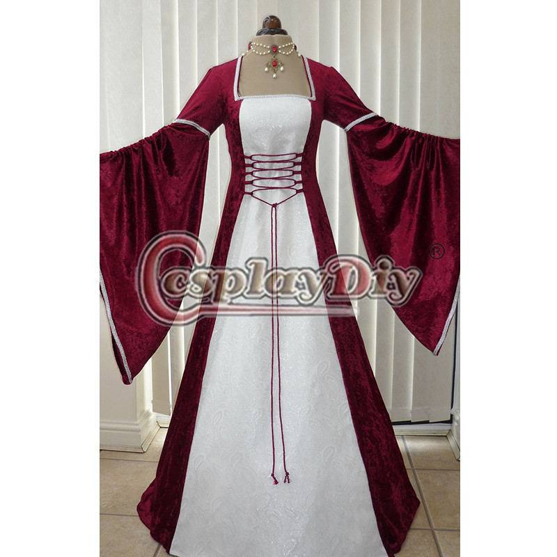 Popular renaissance wedding dresses buy cheap renaissance for Cheap wedding dress costume