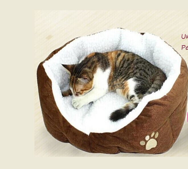 Warm Cat Bed