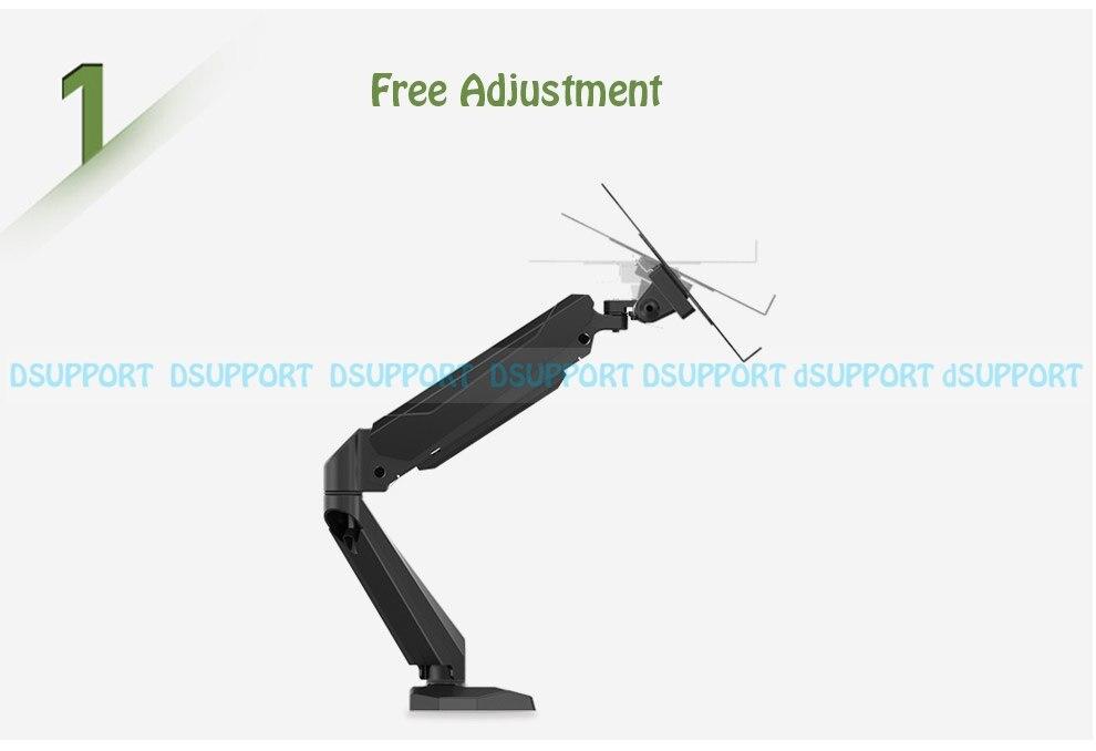 GM212U-D movimento completo desktop notebook portátil suporte