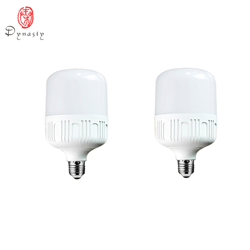 Купить с кэшбэком Dynasty 2Pcs/Lot LED High Power 18W Bulb Super Brightness Energy Saving lamp Holder 85-265V Indoor Outdoor High Quality Lights