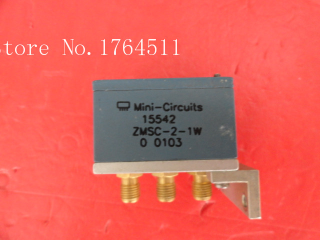 [BELLA] Mini ZMSC-2-1W 1-650MHz A Two Supply Power Divider SMA