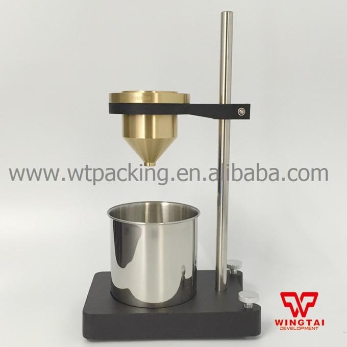 4# Stainless Steel Aperture Testing viscosity of liquids Cup  цены