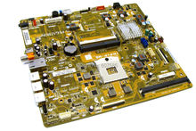 For HP TouchSmart AIO 23″ 600-1350 Genuine Motherboard 585104-001